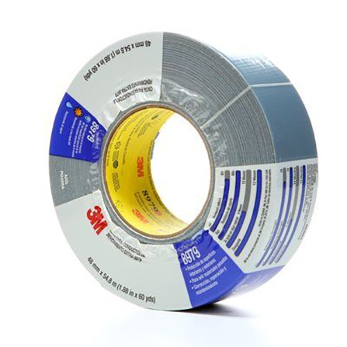 3M Performance Plus Duct Slate Tape 8979, 1.88in X 60 Yds