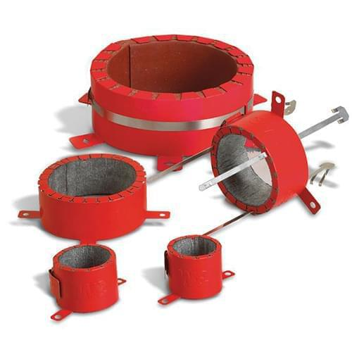 Fire Barrier ULTRA-PPD1.5, 1.5 in - Ultra Plastic Pipe Device