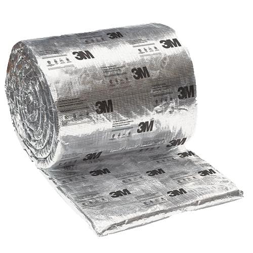 Fire Barrier Duct Wrap, 615+, 1-1/2in X 24in X 25