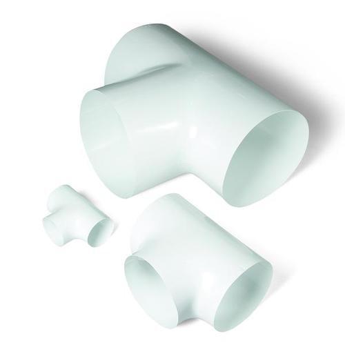 Speedline, PVC Tee/Valve, White, 020, #18 W/Insert
