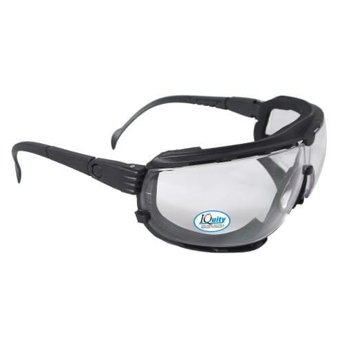 Dagger IQuity Safety Goggle, Clear Anti-Fog Lens