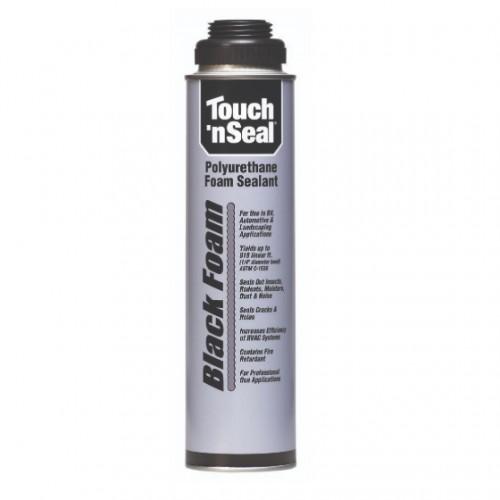 Touch 'n Seal Black Gun Foam