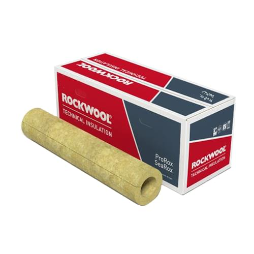 "1/2"" X 1-1/2"" Mineral Wool Pipe Cover"