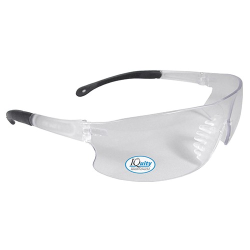 Rad-Sequel Safety Glasses, Clear IQuity Anti-Fog