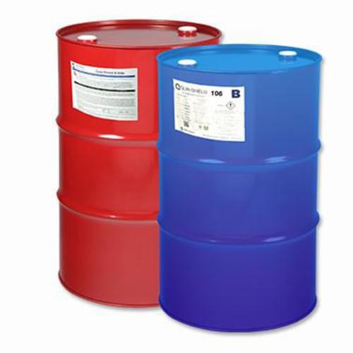 Quik-Shield, 106 Open Cell Spray Foam, B Side, Drum, 1/2 lb