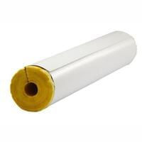"Fiberglas Pipe Insulation, SSL II With ASJ Max , 1/2"" X 1/2"""