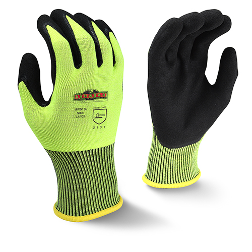 Hi-Vis Gloves