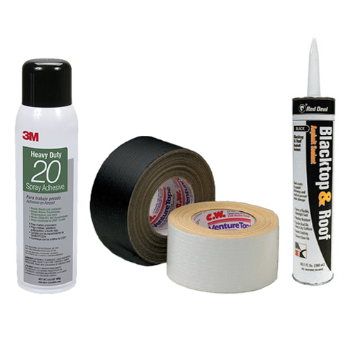 Adhesives Sealants and Tapes