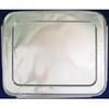 1/2 Steam Table Foil Lid 100/Case