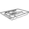 6-Compartment School Tray 500/case
