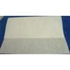 14X18 Medium Drywax Sub Wrap Sheets White 50 Pound Case
