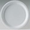 9'' White Heavy Duty Paper Plate 500/case