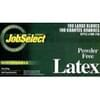 Large Powder Free Latex Gloves 1,000/case