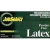 Large Powder Free Latex Gloves 1,000/case