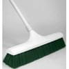18'' Heavy Floor Brush W/Handle