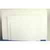 25X17 White Top Cake Board 50/Case