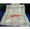 12X9X17 Clear Handle Hdpe Bag 200/case