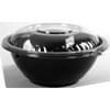 1 Gallon Bowl Black  24/Cs