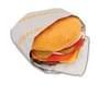 10.5X14 Cheeseburger Foil Sheets 2500/Case