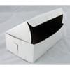 White Pastry Box 8X5X3 250/B