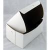 White Pastry Box 8X5.5X4 250/B