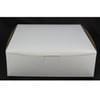 White Pastry Box 8X8X2.5 250/B