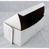 White Pastry Box 9X5X4 250/B