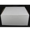 White Pastry Box 9X9X4 200/B