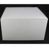 White Pastry Box 9X9X5 100/B