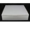 White Pastry Box 10X10X2.5 250
