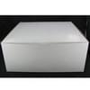 White Pastry Box 12X12X5 100/B