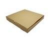 12'' Plain Kraft Pizza Box 50/bundle