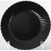 10'' Black Plate 144/Case