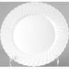 Comet 10'' White Plates 144/Cs
