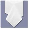 72X72'' White 3 Ply Tablecover 25/case