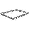 12X16 White Foam Tray 100/Cs