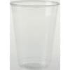 10oz Clear Plastic Tumbler 1,000/case