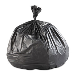 Black High Density Trash Liners