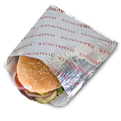 Burger & Sandwich Wrap