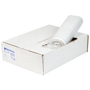 Clear High Density Trash Liners