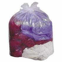 Clear Low Density Trash Liners