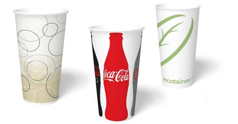Cold Cups, Lids, Straws