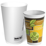 Insulated Cups (No Sleeve Needed!)