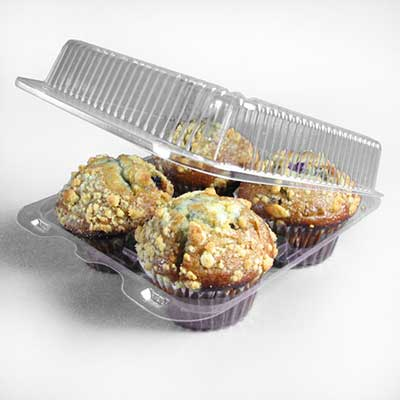 Muffin Containers
