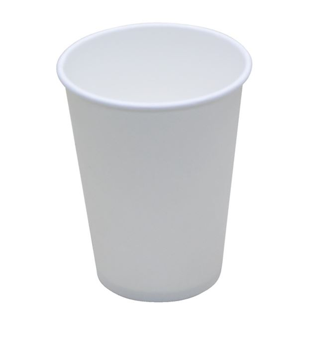 Carte Blanc Paper Cups (White)
