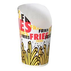 Scoop Fries™ Design