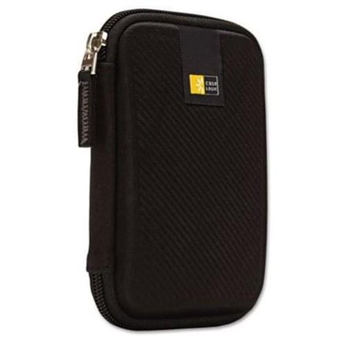 Case Logic Portable HDD Carrying Case -Black