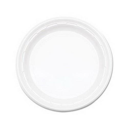 "Plastic Plates 6"", 1000/CS"