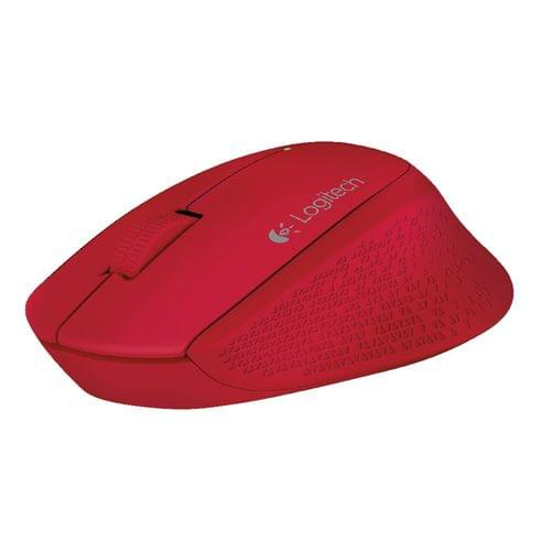 WIRELESS MOUSE M280/LAT RED