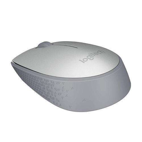 Logitech M170 Wrls Mouse-Slvr